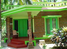 Stay in Maharaja Suite Villa in Ayurvedic Healing Village