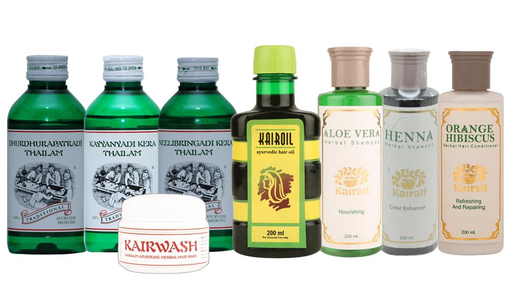 ayurveda for hair diseases