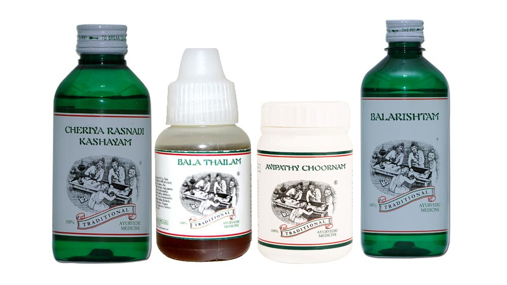 Ayurvedic Herbal Products