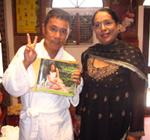 Takashi Okamura Visited Kairali Ayurvedic Centre, delhi