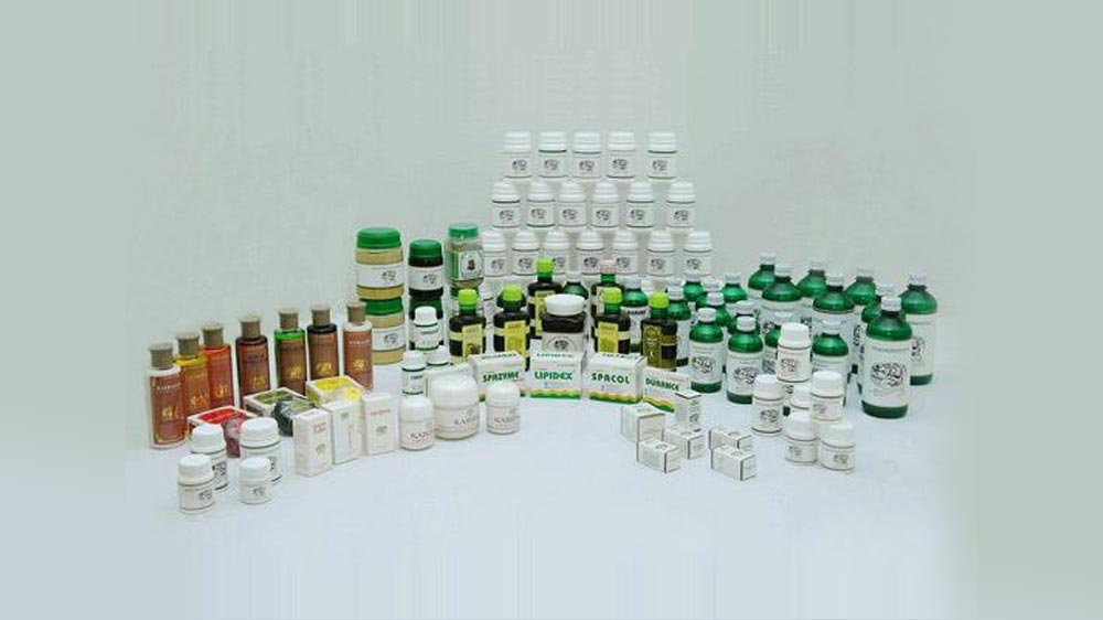 Ayurvedic Products for treatment