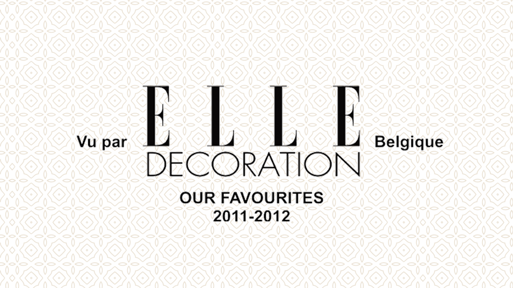 ELLE Decoration 2011-2012