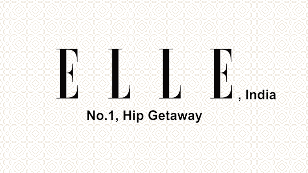 The Ayurvedic Healing Village - No. 1 Hip Getaway  as per  Elle  magazine's February 2012 issue