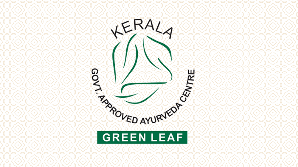 Green Leaf Certification award as Ayurvedic Health Resort