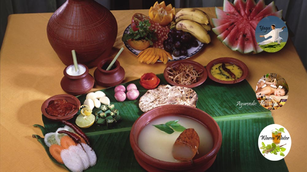 Health Improvement - The Role of Ayurveda