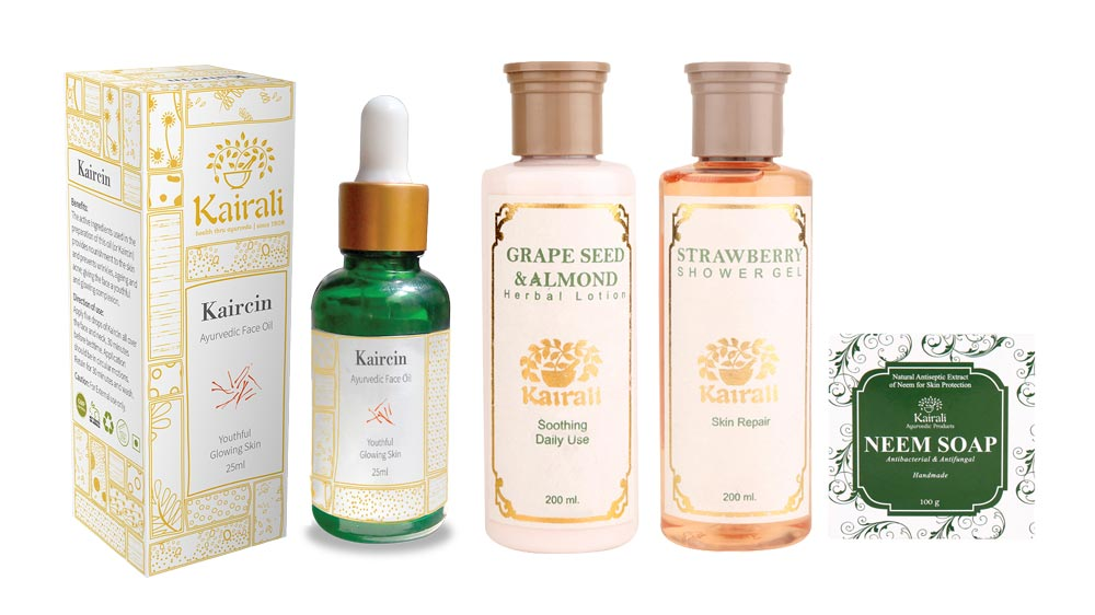 Skin Care Product By Kairali Ayurvedic Group