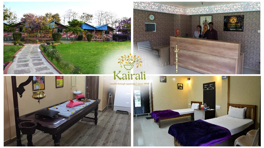 Kairali Ayurvedic Treatment Centre Nagpur