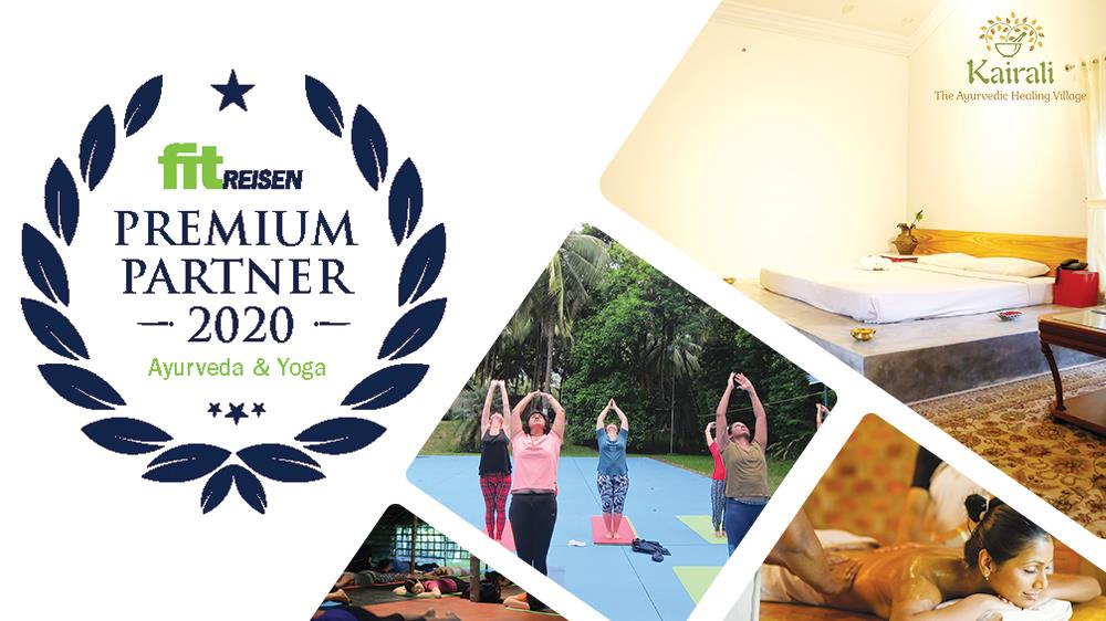 Kairali- the Ayurvedic Healing Village receives Fit Premium Quality Certificate for promoting health