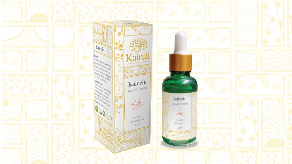 Kaircin Face Lotion Featured In Hindu Metro Plus