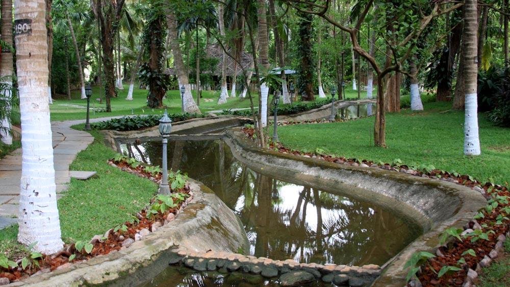 Kairali The Ayurvedic Healing Village Villa Exterior View