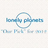 Our Pick for 2012 in Lonely Planet