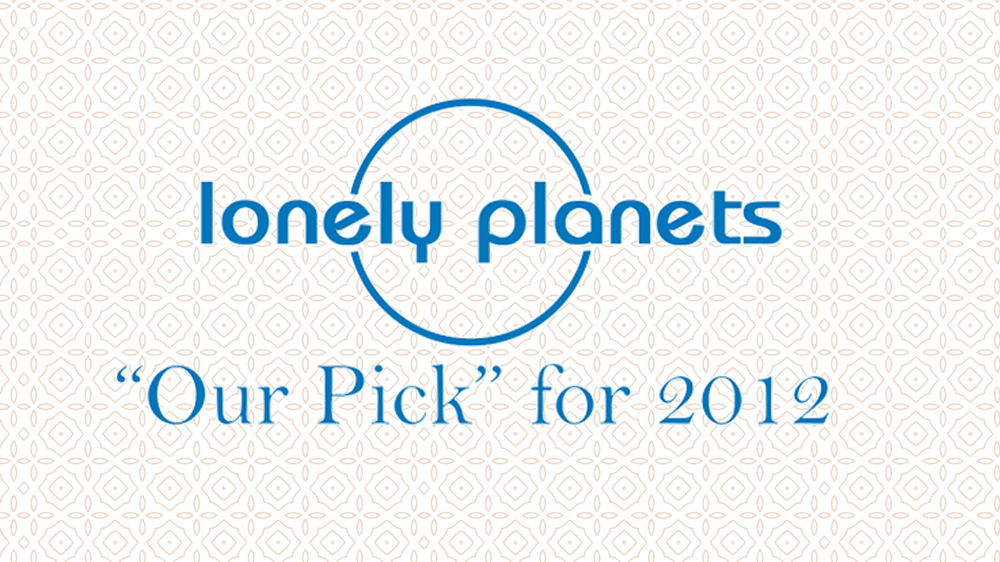 "Om Beach Resort has been featured as ""Our Pick"" for 2012 in Lonely Planet ."