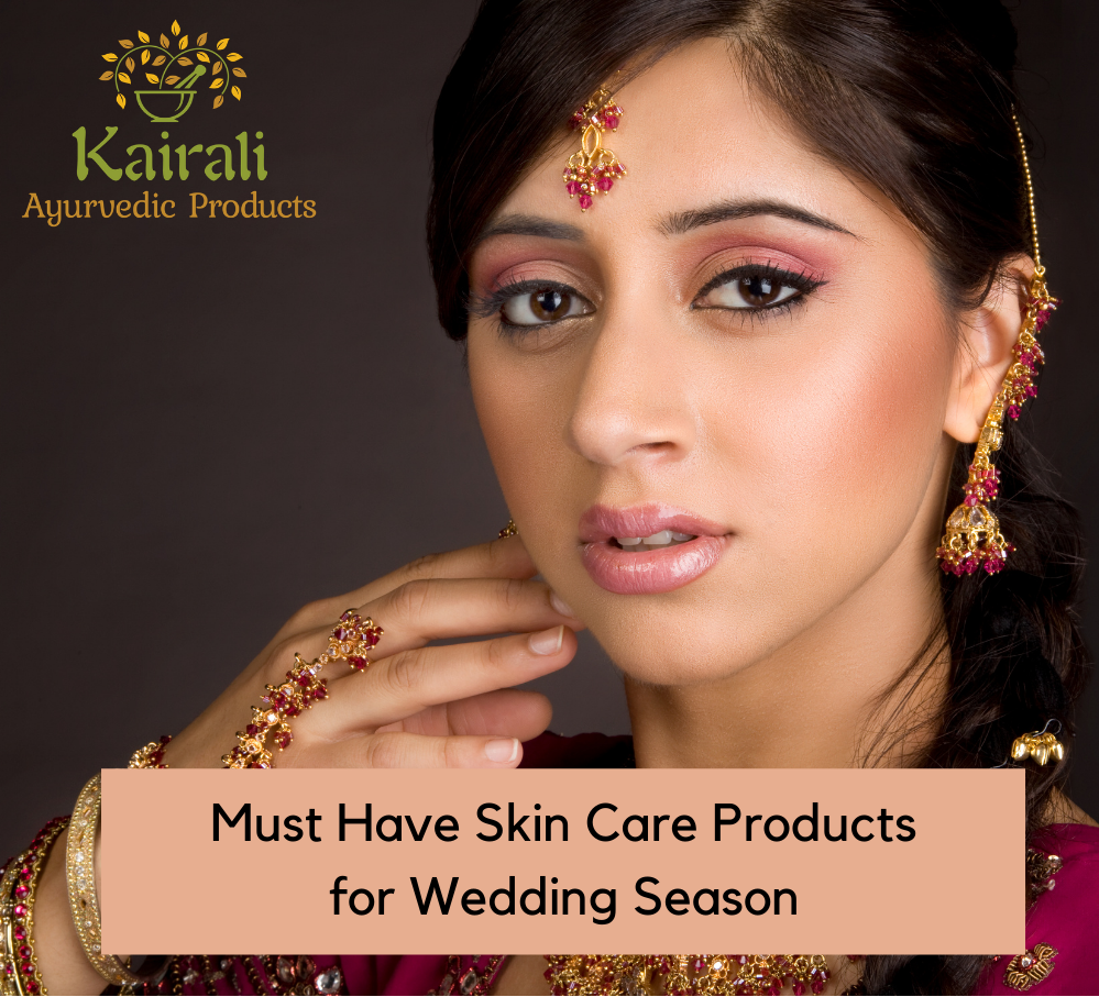 Must have products for wedding season