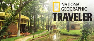 nat geo features the ayurvedic healing village