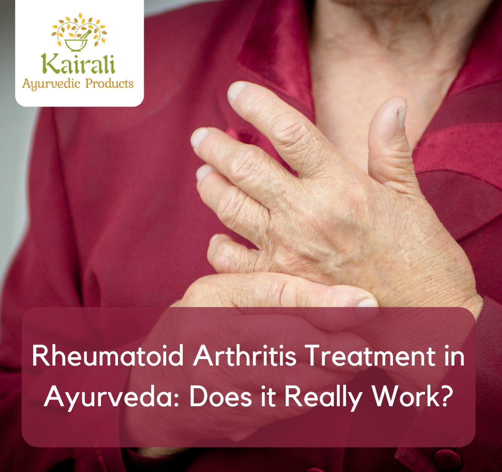 Rheumatoid Arthritis Treatment in Ayurveda