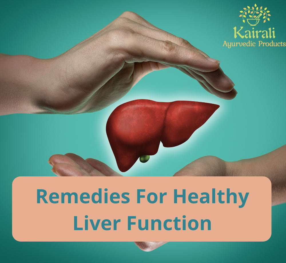 Solutions for healthy liver function