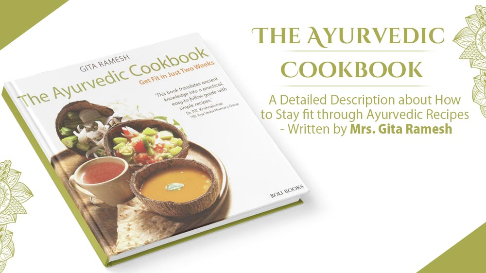 Ayurveda In Kitchen | Ayurveda Cookbook | Ayurvedic Cooking