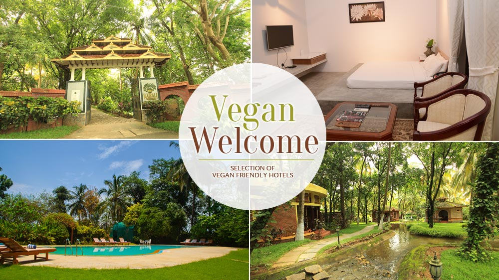 Vegan Welcome Features Kairali