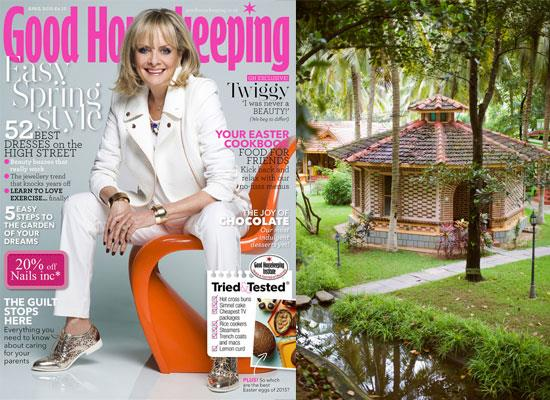 Good house keeping magazine wellness retreats yoga and for Good house magazine