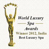 World luxury spa award 2012
