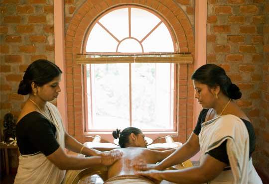 Abhyangam  Kairali Centre Delhi