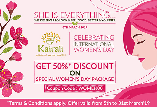 Special Womens Day Package