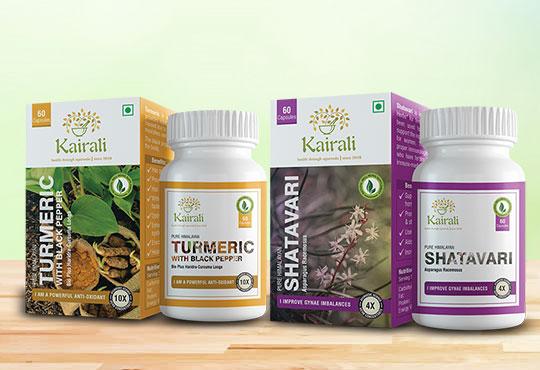 Kairali's Immunity Enhancer Kit