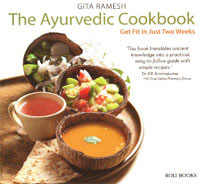 The Ayurvedic Cookbook Guide for healthy