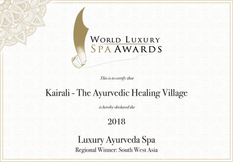 Luxury Ayurveda Spa  Regional Winner: South West Asia