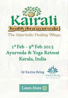 Karma Being Retreat - Feb 1st - 9th 2015