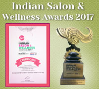Indian Salon & Wellness Awards 2017