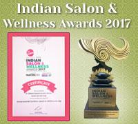 Indian Salon & Wellness Awards 2017