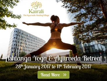 Ashtanga Yoga & Ayurveda Retreat