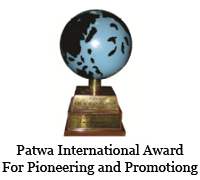 Patwa International Award