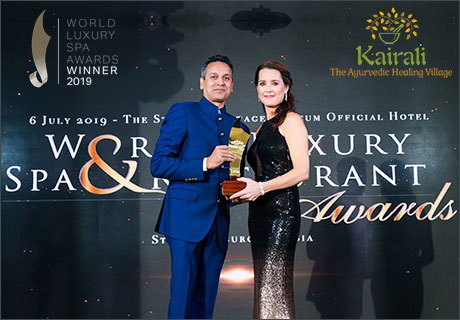 World Luxury Spa Award, 2019