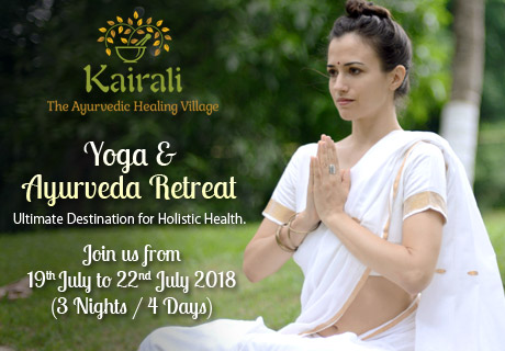 Lakshya Yoga and Ayurveda Retreat 2018