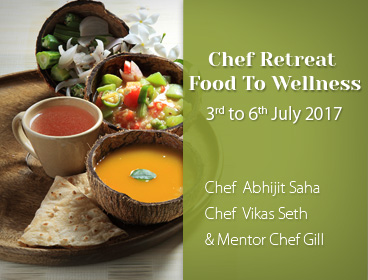 Chef Retreat - Food to Wellness