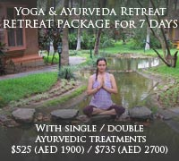 Ayurveda and Yoga Retreat