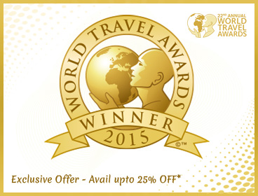 World Travel Award Winner 2015 Offers
