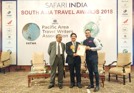 Safari India Award 2018