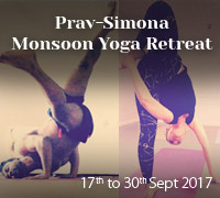 Prav-Simona Monsoon Yoga Retreat