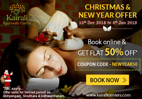 Christmas & New Year Offer